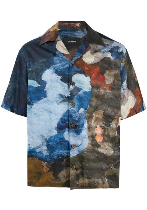 Camicia con stampa Uomo COSTUMEIN | Q28SINGLE