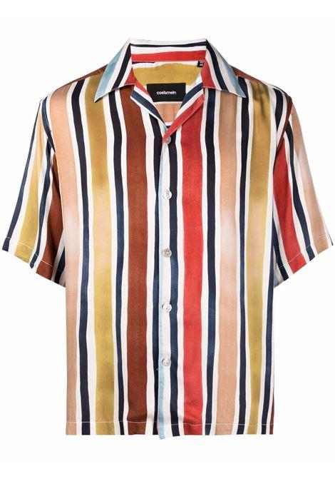 Costumein camicia a maniche corte uomo fantasia COSTUMEIN | Camicie | Q2910130