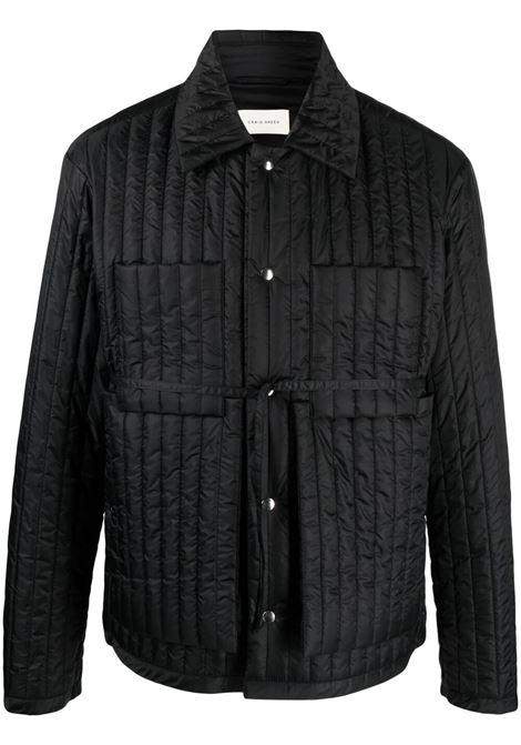 Craig green padded jacket men black CRAIG GREEN | Outerwear | CGSS21CWOJKT01BLK
