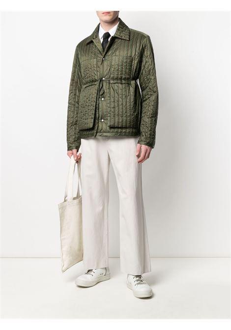 Craig green padded jacket men green orange CRAIG GREEN | CGSS21CWOJKT01GRNORNG