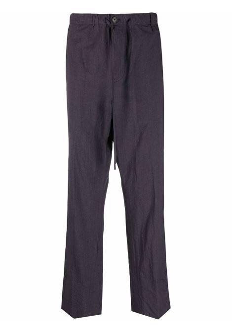 Craig green straight-leg trousers men grey CRAIG GREEN | Trousers | CGSS21CWOTRS04GRY