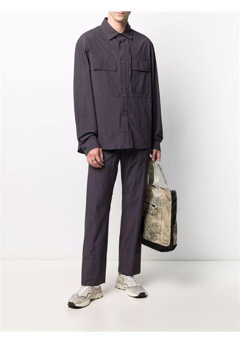 Craig green straight-leg trousers men grey CRAIG GREEN | CGSS21CWOTRS04GRY