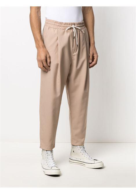 Cropped track trousers DRÔLE DE MONSIEUR   SS21BP002TP