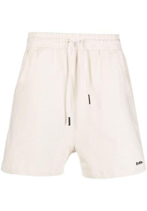 Drôle de monsieur logo bermuda men sand DRÔLE DE MONSIEUR | Bermuda Shorts | SS21BS001SD