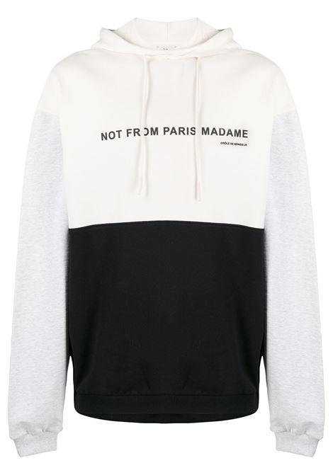DRÔLE DE MONSIEUR DRÔLE DE MONSIEUR   Sweatshirts   SS21HO003BL