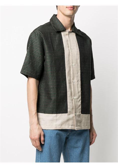 Jacquard shirt DRÔLE DE MONSIEUR   SS21SH002GN