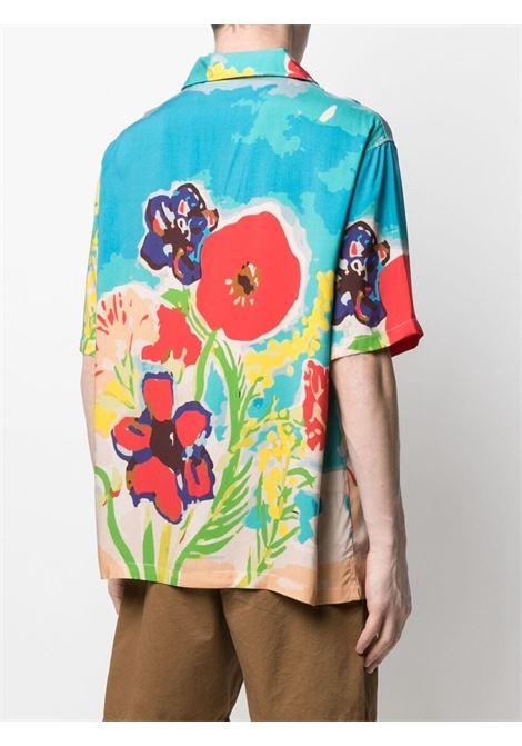 Floral shirt DRÔLE DE MONSIEUR   SS21SH008BS