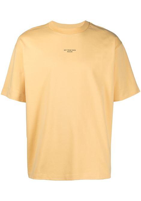 NFPM slogan T-shirt DRÔLE DE MONSIEUR | T-shirt | SS21TS003YL