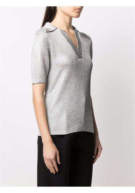Knitted polo shirt women  DRIES VAN NOTEN | 211112422703952