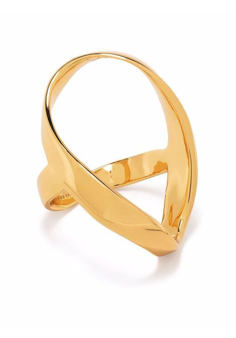 Teardrop-outline ring - women DRIES VAN NOTEN | 21118807060954