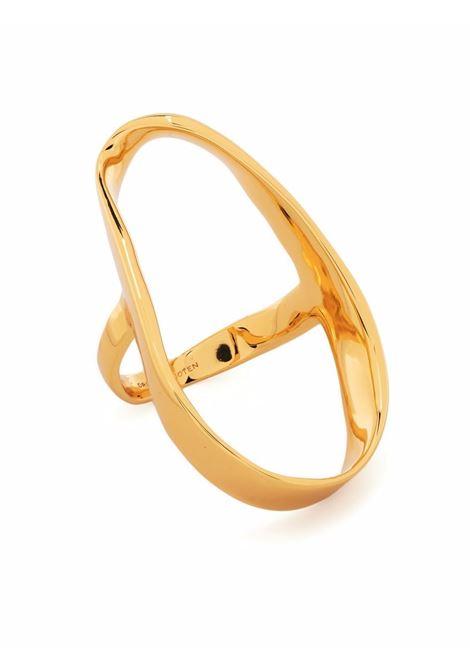Teardrop-outline ring women  DRIES VAN NOTEN | 21118808060954