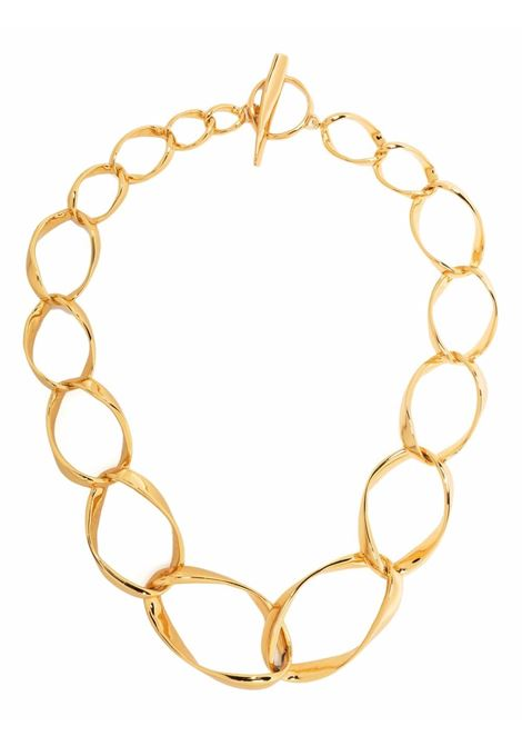 Wide-chain necklace women  DRIES VAN NOTEN | Necklaces | 21119105060954