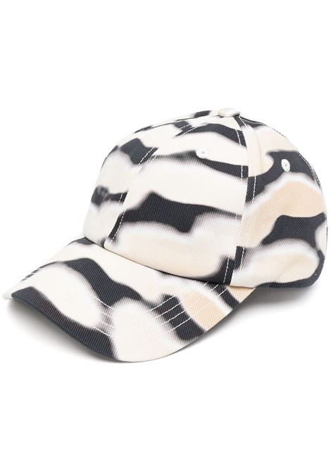 Dries Van Noten cappello giles uomo ecru DRIES VAN NOTEN | Cappelli | 211295022023005