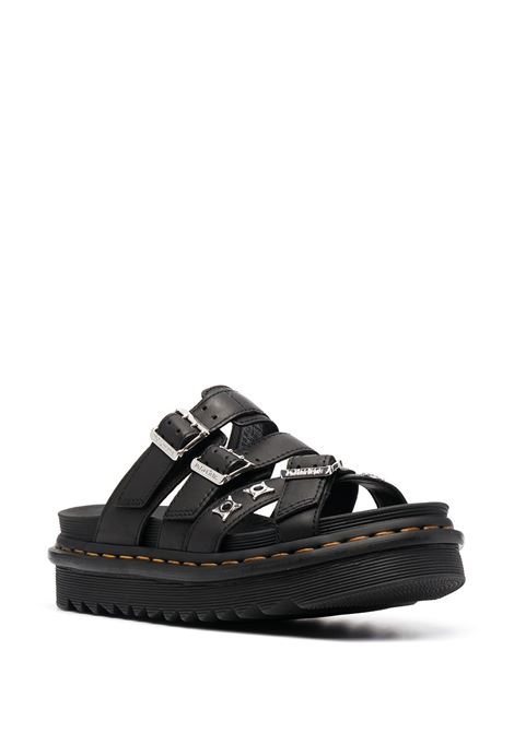 Chunky-soled sandals DR. MARTENS | DMSRYKBKTM26779001