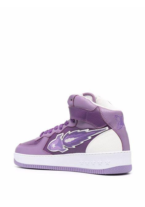 Enterprice japan sneakers alte uomo violet orchid white ENTERPRISE JAPAN | BB1001PX108S1220