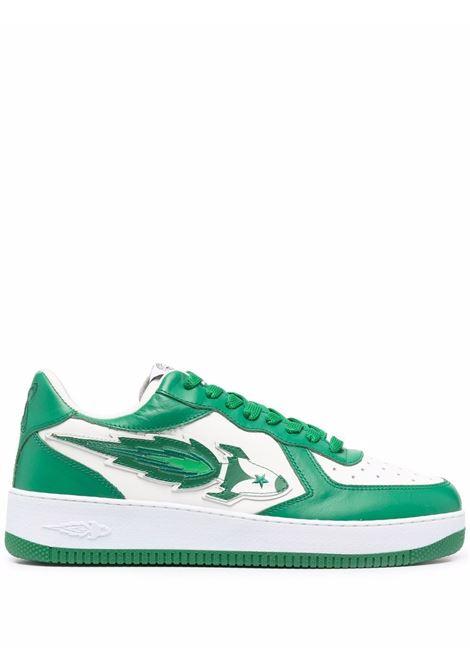 Enterprice japan sneakers basse uomo white green ENTERPRICE JAPAN | Sneakers | BB1005PX209S1091