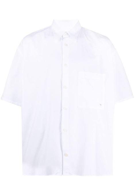 Études camicia oversize uomo white Études | Camicie | E16M30637