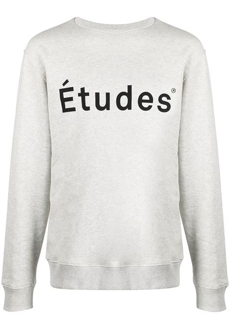 Logo sweatshirt Études | Sweatshirts | E18M11005