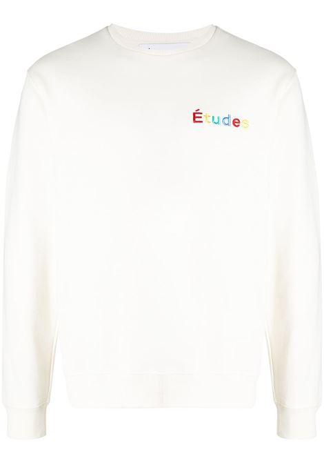 Logo sweatshirt Études | Sweatshirts | E18M12010