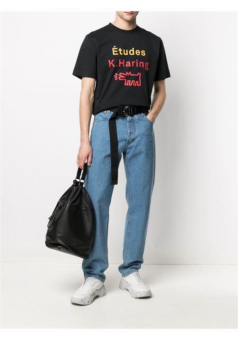 X Keith Haring T-shirt ÉTUDES | E18M40101