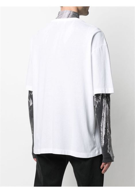 Études logo t-shirt men white ÉTUDES | E18M40802