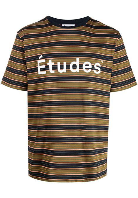 Logo T-shirt Études | T-shirt | E18M41715