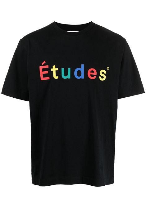 Wonder Etudes logo T-shirt Études | T-shirt | E18M42701