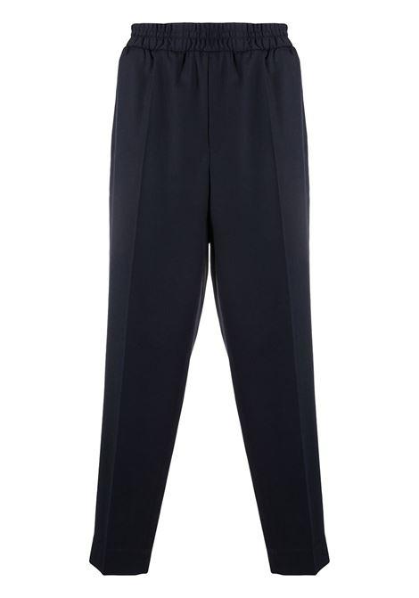 Études pantaloni con vita elasticizzata uomo navy Études | Pantaloni | E18M62004
