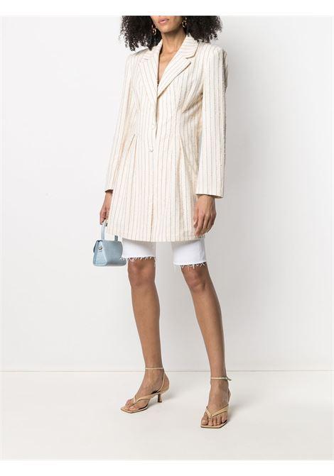 Pinstripe blazer FEDERICA TOSI | FTE21AB0920TE00870270
