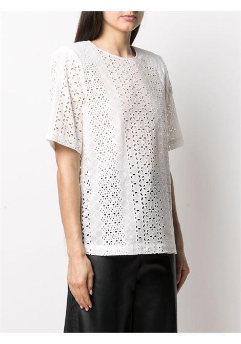 Top con design cut-out Donna FEDERICA TOSI | FTE21BL0580PZ00120001