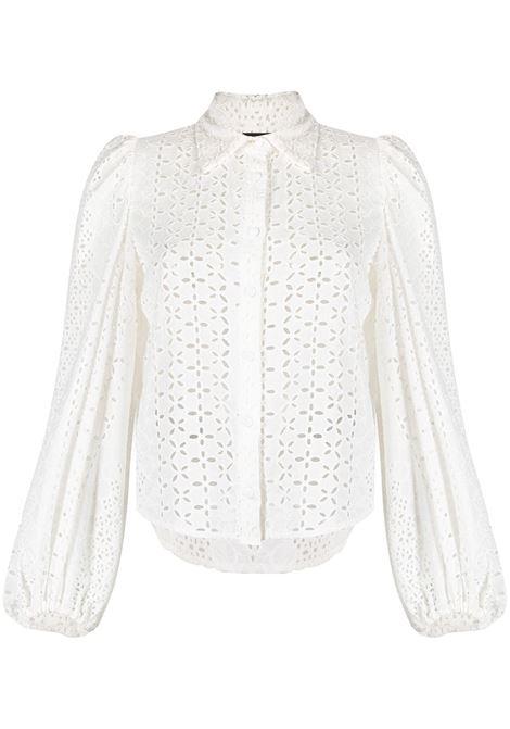 Federica tosi camicia donna bianco FEDERICA TOSI | Camicie | FTE21CA0020PZ00120001