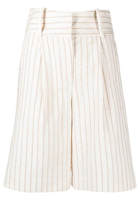 Shorts sartoriali FEDERICA TOSI | Shorts | FTE21SH0130TE00870270