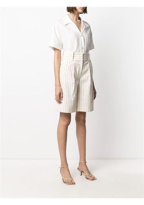Shorts sartoriali Donna FEDERICA TOSI | FTE21SH0130TE00870270
