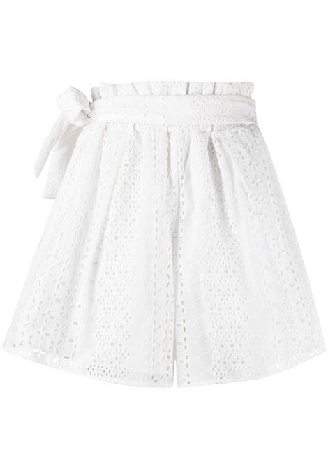 Shorts a vita alta Donna FEDERICA TOSI | Shorts | FTE21SH0600PZ00120001