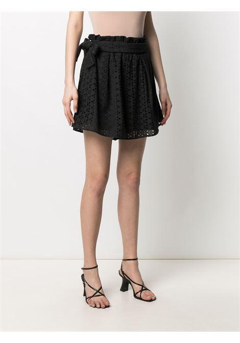 Shorts con pizzo sangallo Donna FEDERICA TOSI   FTE21SH0600PZ00120002