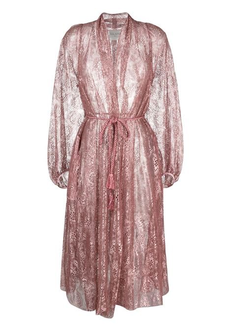 Chantilly lace dust coat FORTE FORTE | Outerwear | 8062RS