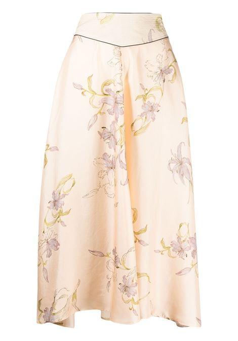 Floral-print skirt FORTE FORTE | Skirts | 8098PSC
