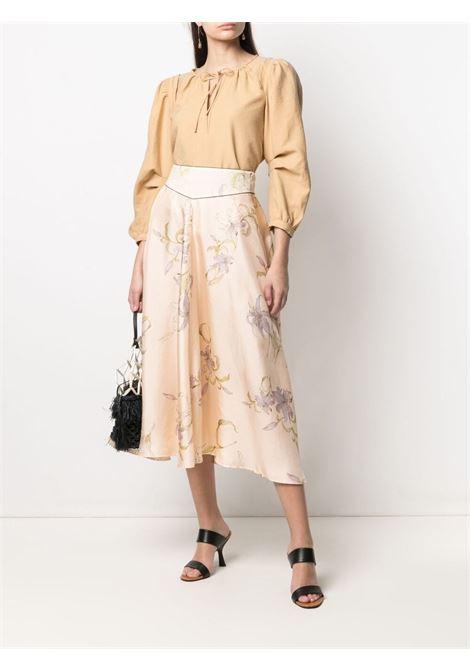 Floral-print skirt FORTE FORTE | 8098PSC