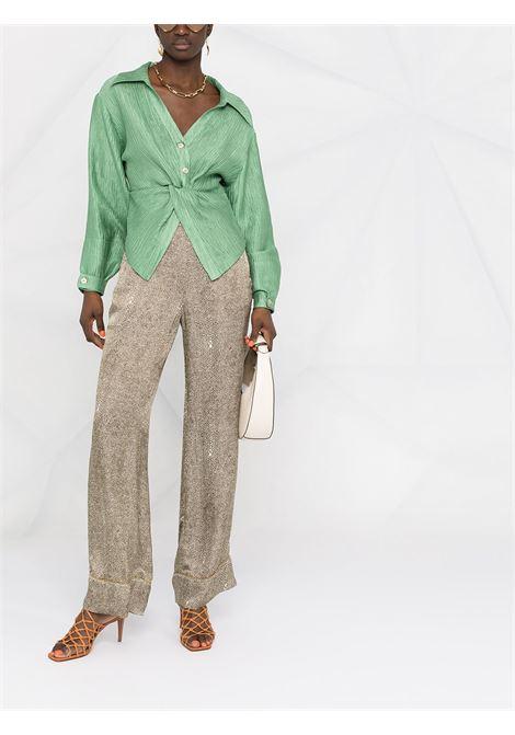 Twinkle-print trousers FORTE FORTE | 8101KHK