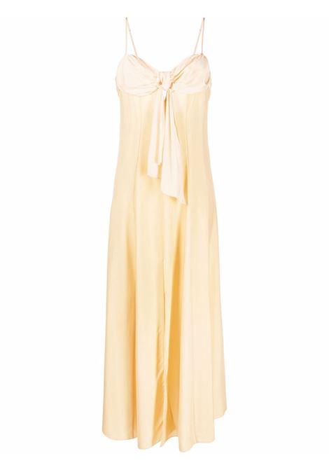 Tie-detail maxi dress women  FORTE FORTE | Dresses | 8222ZNZR