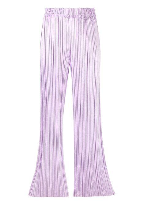 Forte forte wide-leg trousers women violetto FORTE FORTE | Trousers | 8224VLTT