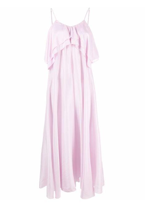 Ruffle-detail dress women  FORTE FORTE | Dresses | 8235CNCHGL