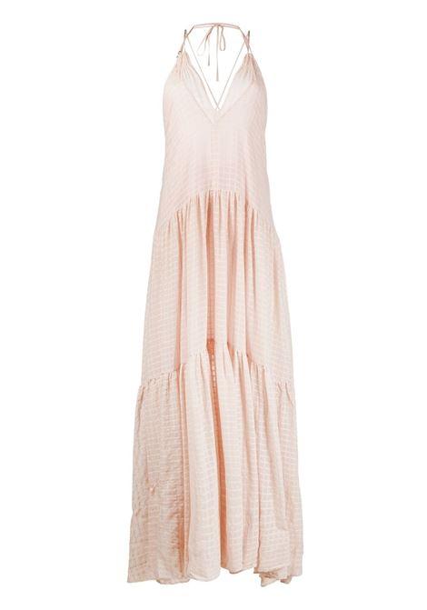 Forte forte sleeveless maxi dress women conchiglia FORTE FORTE | Dresses | 8246CNCHGL