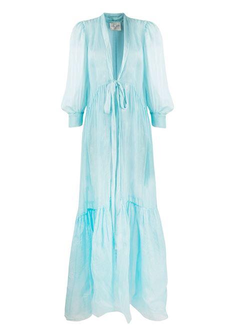 Semi-sheer dress FORTE FORTE | Dresses | 8251AQUMRN
