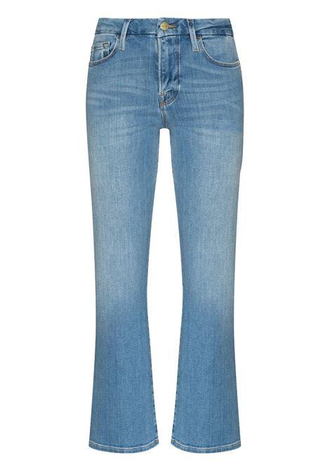 Frame Denim jeans svasati le crop donna melville FRAME DENIM | Jeans | LCMB793CMLVL