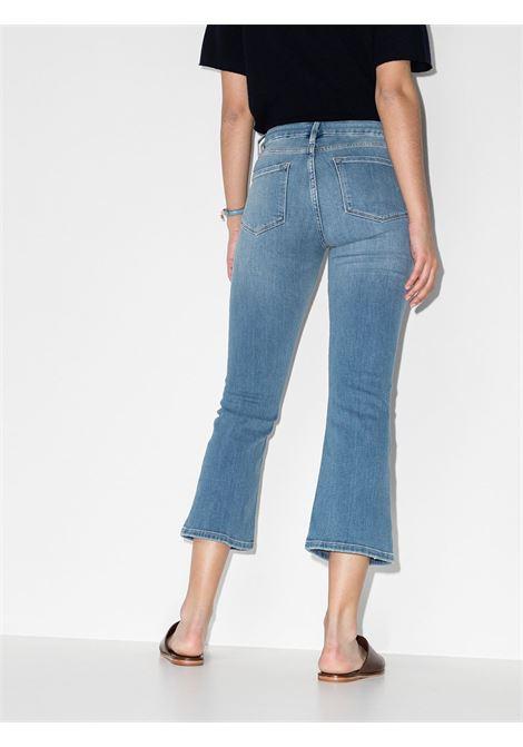 Le Crop skinny bootcut jeans FRAME DENIM | LCMB793CMLVL