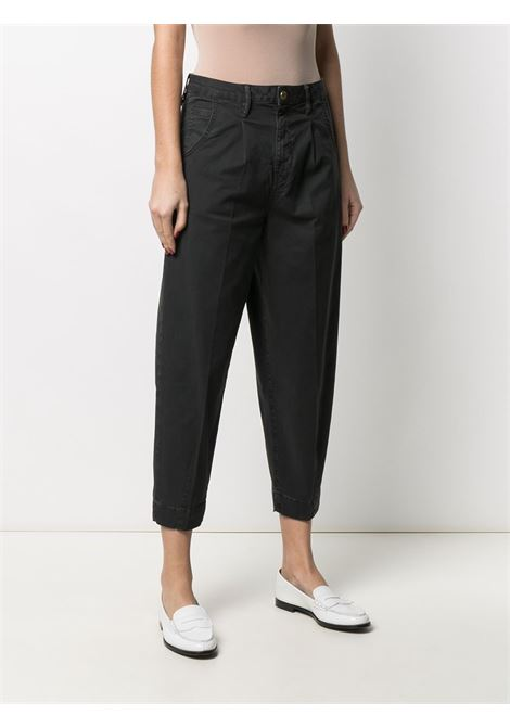 High waisted cropped trousers FRAME DENIM | PBLP999WABL
