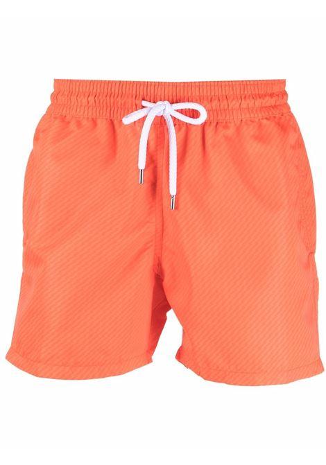 Frescobol carioca swim shorts men tangerine FRESCOBOL CARIOCA | Swimwear | 1825497