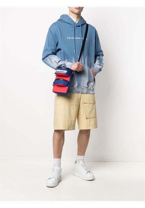 Tie-dye sweatshirt FENG CHEN WANG | FS11HOO402BL
