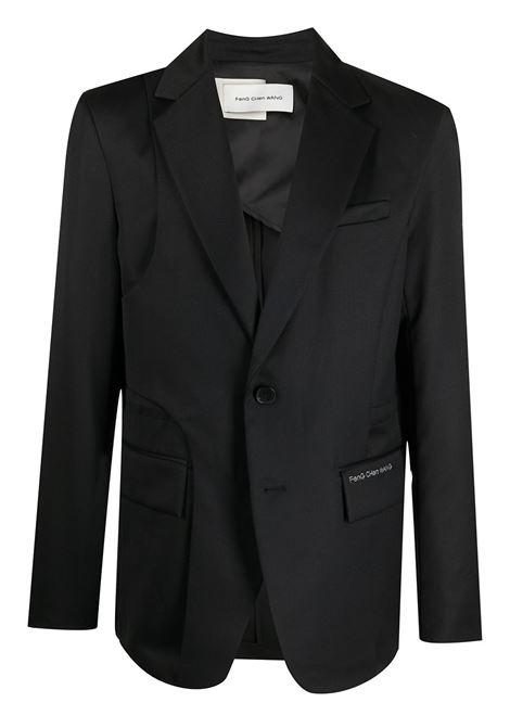 Single-breasted blazer Feng Chen Wang | Blazers | FS11JAC110BLK